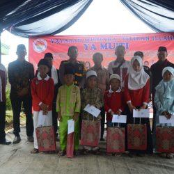 Santunan di Masjid Raya Pangalengan bersama 30 Anak Yatim