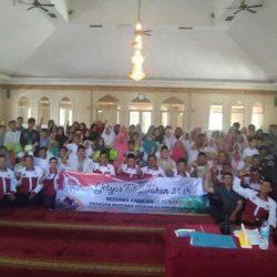 Santunan Akbar Akhir Tahun 2018 Yayasan Yamuti Sukabumi
