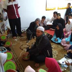 Rumah Belajar di kantor cabang Yamuti Sukabumi