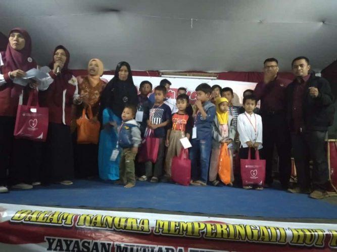 Yayasan Mutiara Titipan Illahi Memperingati HUT RI ke - 74