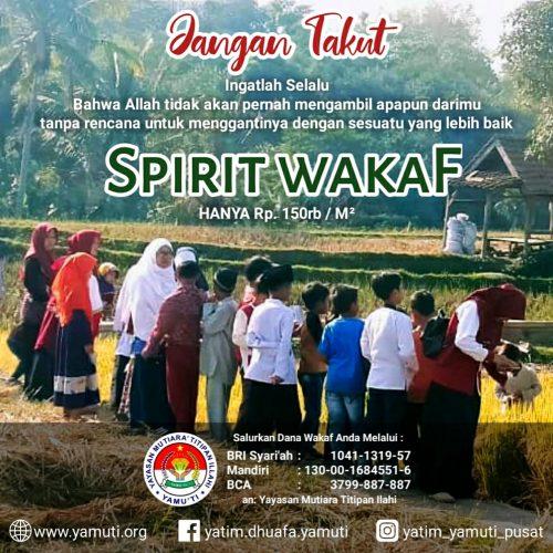 SPIRIT WAKAF