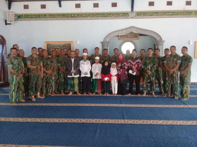 Undangan PUSDIKLAT PASKHAS LANUD SULAIMAN Untuk Anak Yatim Yamuti Cabang Bandung