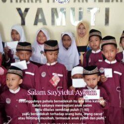Salam Sayyidul Ayyam Jum'at Berkah