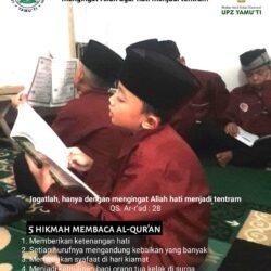 Hikmah membaca Al - Quran