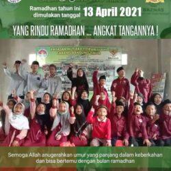 Rindu Bulan Suci Ramadhan