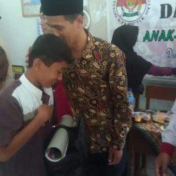 Peresmian Rumah Belajar Iqra kedua Cabang Sukabumi