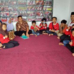 acara Tahfidz anak-anak Hebat Sumedang di Jum'at Berkah