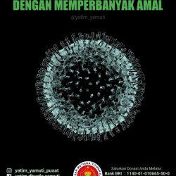 TANGKAL VIRUS RADIKAL DENGAN MEMPERBANYAK AMAL
