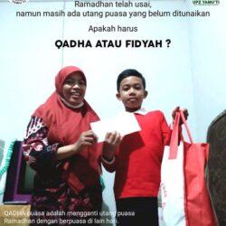 Qadha dan Fidyah