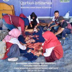 Qurban Istimewa bersama Yatim